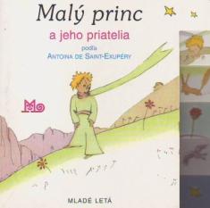 Malý princ a jeho priatelia - leporelo