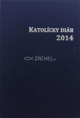 Katolícky diár 2014 - diár na liturgický rok A – 2014