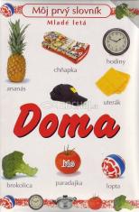 Doma - Môj prvý slovník