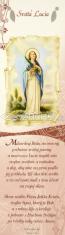 Záložka: Sv. Lucia (BM LUC SK)