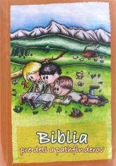 Ekumenická Biblia pre deti a pathfinderov - bez deuterokánonických kníh