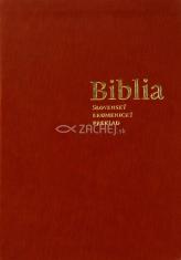Biblia - Slovenský ekumenický preklad (bez DT kníh) - vrecková; bez deuterokánonických kníh