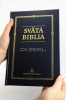 Svätá Biblia - Roháček, rodinný formát - čierna - fotografia 5