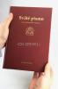 Sväté písmo - Jeruzalemská Biblia (bordová) - fotografia 5
