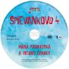 DVD: Spievankovo 4 - Veselá angličtina pre deti - Príbehy zajka Smejka a víly Nezábudky - fotografia 4