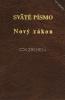 Sväté Písmo - Nový zákon (vreckové)