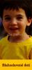 Záložka: Blahoslavené deti (Z-125SK) - kartónová záložka s modlitbou