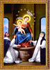 Obrázok: Novéna k Panne Márii z Pompejí (A5) - papierový