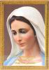 Obrázok: Kráľovná pokoja (A6) - s modlitbou, papierový