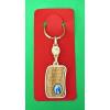 Kľúčenka: Zázračná medaila, s modlitbou, kovová (PC115-D)