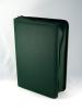 Obal: na Jeruzalemskú bibliu - zelený - so zipsom, veľký formát