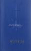 Aleluja - modlitebná kniha modrá - Svätá omša, modlitby, piesne - fotografia 2