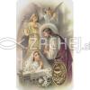 Kartička: sv. prijímanie - dievča (RCC 72 SK) - Modlitba pred a po sv. prijímaní, laminovaný - fotografia 5