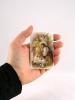 Kartička: sv. prijímanie - dievča (RCC 72 SK) - Modlitba pred a po sv. prijímaní, laminovaný - fotografia 4