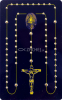 Karta s tajomstvami posvätného ruženca - fotografia 2