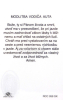 Kartička: Svätý Krištof (RCC) - Modlitba vodiča auta, plastová - fotografia 3