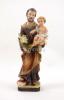 Soška: Svätý Jozef - 12 cm