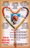 Obrázok lam. (282) s modlitbou (131) - Štyri ružence