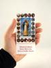 Záložka: Prisľúbenia Panny Márie tým, ktorí sa modlia ruženec - laminovaná - fotografia 4