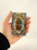 Obrázok: Panna Mária Guadalupská (14) - s modlitbou, laminovaný - fotografia 4