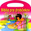 Biblia pre drobčekov - ružová (s uškom) - leporelo