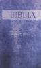 Evanjelická Biblia - veľká (modrá, senior verzia)
