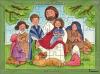 Puzzle - Ježíš s dětmi