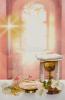 Obrázok: sv. prijímanie (BpP-3)/ Z - Modlitba pred a po sv. prijímaní, laminovaný