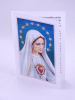 Skladačka: Nepoškvrnené srdce Panny Márie - s modtlitbou zasvätenia, papierová - fotografia 3