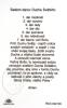 Kartička: Sedem darov Ducha Svätého (rcc) - s modlitbou, plastová - fotografia 3