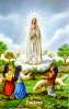 Obrázok: Fatima (379/226) - Modlitba anjela, laminovaný