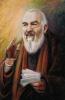 Obraz na dreve: Sv. Páter Pio (15x10) (ODZ014)