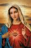 Puzzle: Srdce Panny Márie (PU003) - 40 dielov