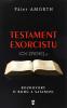 Testament exorcistu - Rozhovory o Bohu a satanovi