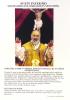 Obrázok: Sv. Páter Pio (A5) - s modlitbou