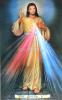 Obrázok: Božie milosrdenstvo (56/39) - Ruženec Božieho milosrdenstva; laminovaný