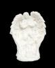 Soška: Svätá rodina a anjel - 13 cm (228) - alabaster