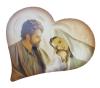 Obraz na dreve: Sv. rodina - srdce (ODZ037)