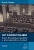 Prvý slovenský parlament - Snem Slovenskej republiky a jeho legislatívna činnosť
