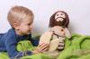 Ježiško - plyšová postavička - fotografia 6
