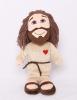 Ježiško - plyšová postavička