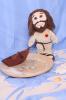 Ježiško - plyšová postavička - fotografia 5