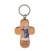 Kľúčenka: Sv. Krištof, drevená (PC/CBI CHR1)