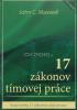 17 zákonov tímovej práce - Autor knihy 21 zákonov vodcovstva