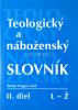 Teologický a náboženský slovník II. diel - L - Ž - fotografia 2