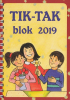 TIK-TAK blok 2019 - diár pre deti