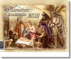 Kalendár: katolícky, stolový - 2019 (ZAEX) - fotografia 3