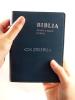 Biblia: Starý a Nový zákon (vrecková, modrozelená) - fotografia 5