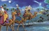 Puzzle: Traja králi (PU016) - 40 dielov