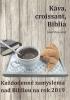 Káva, croissant, Biblia - Každodenné zamyslenia nad Bibliou na rok 2019